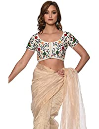 76842c5658 NIKA Women's Saree Blouses Online: Buy NIKA Women's Saree Blouses at ...
