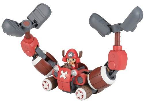 ollection # 5 Chopper Roboter Crane Modell Kit (One Piece) ()