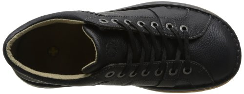 Dr Martens Zak 7 Eye Boot, Chaussures de ville homme Noir