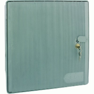 Cassetta Enel completa di serratura, tutte le dimensioni (2 posti)