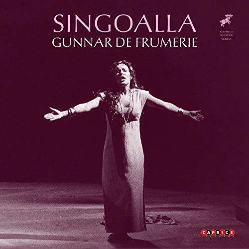Singoalla, Op. 22, Act I: Prior, ädle Herr Bengt!