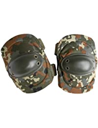 Flecktarn Camouflage Protective Elbow Pads
