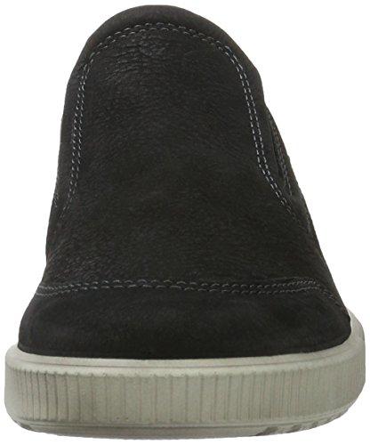 Ecco Ennio, Sneakers Basses Homme Noir (51052Black/Black)