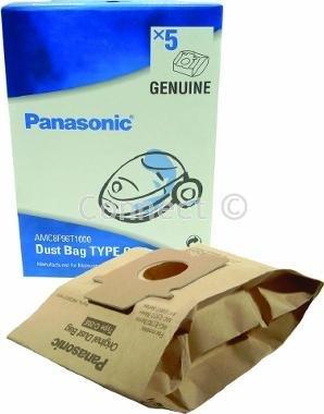 Panasonic C20E Staubsaugerbeutel (5 Stück) Typ: C20E Papier Staubsaugerbeutel (Typ: Panasonic C20E,) Panasonic Typ
