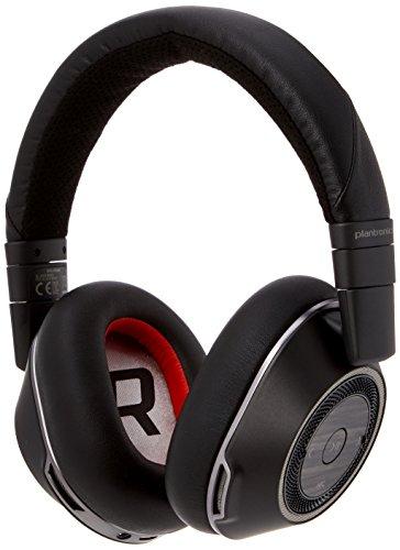 Plantronics Bluetooth-Kopfhörer Voyager 8200 mit USB, UC(Unified Communications)-Stereo und aktiver Geräuschunterdrückung Schwarz - Plantronics Plantronics Computer