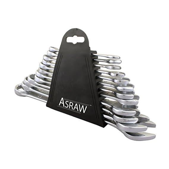 Asraw Spanner Set Of 12Pcs