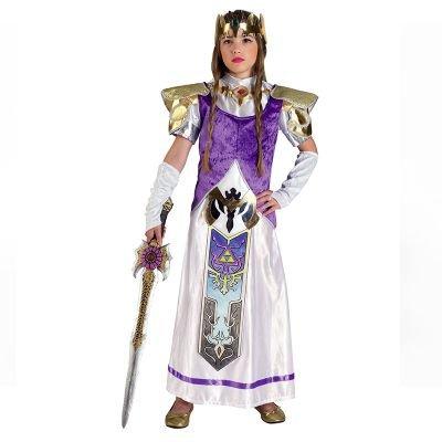 Aptafêtes–cs44708/8–Belle Prinzessin Zelda–Größe 8Jahre