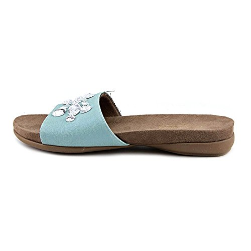 NaturalSoul by Naturalizer Arial Femmes Large Synthétique Sandale Seafoam