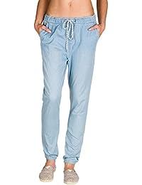 Roxy Easy Beachy - Pantalon de jogging en denim pour Femme ERJDP03138