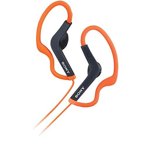 Sony MDR-AS200 In-Ear Active Sports Headphone (Orange)