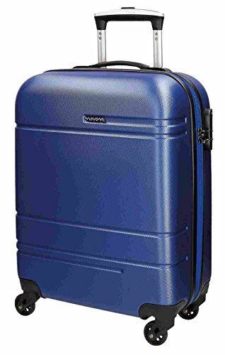 Movom – Trolley 79 cm 4R Matrix Azul