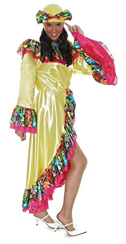 Imagen de disfraz de cubana  único, m