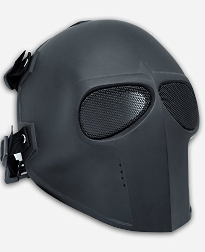 Airsoft Full Face Mask Army of two