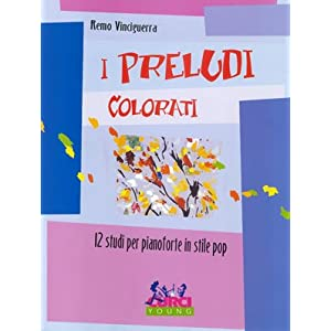 Preludi colorati