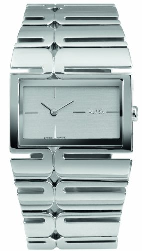 Alfex – 5665 _ 001 – Ladies Watch – Analogue Quartz – Grey Dial – Grey Steel Bracelet