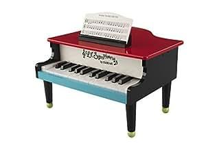KidKraft KidKraft Lil' Symphony Piano, Black, Plastic by KidKraft LP