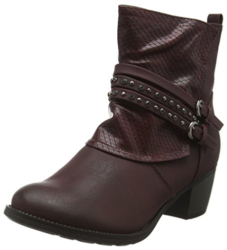 Lotus Damen Forsythia Kurzschaft Stiefel Purple (Brd)