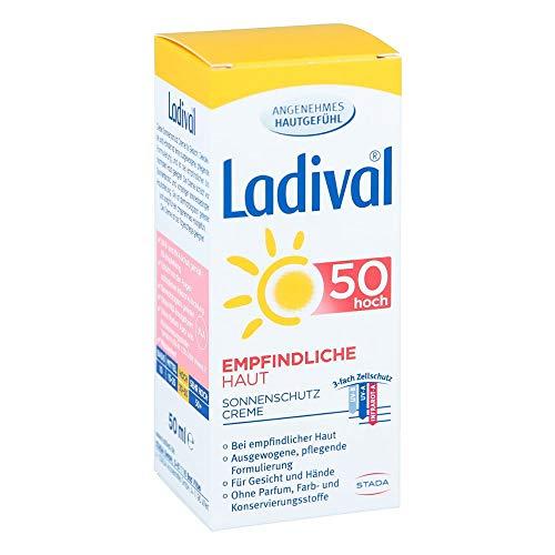 Ladival Empfindliche Haut LSF 50, 50 ml Creme