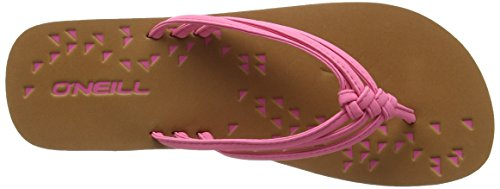 ONeill Fw Ditsy, Tongs femme Pink (Very Berry 4066)