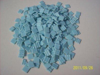 1 kg Glasmosaik Mosaik Hellblau 2x2 cm NGL 04 von Mosaikpalast24 - TapetenShop