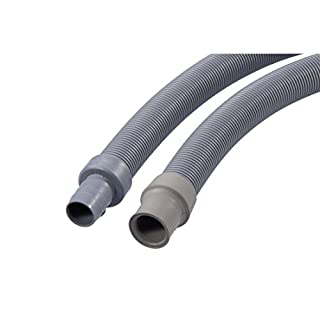 Xavax Verlängerung Ablaufschlauch (geeignet für Wasch-/Spülmaschinenschlauch) 1,5 m