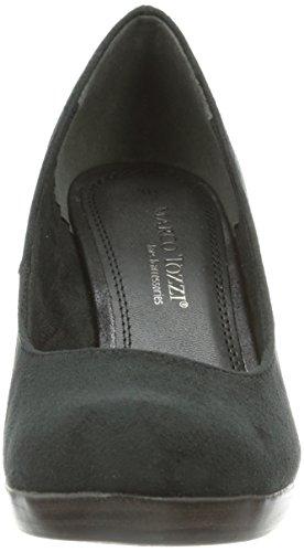 Marco Tozzi - 22411, Scarpe col tacco Donna Nero (Schwarz (Black / 1))