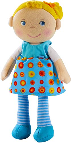 HABA Kuschelpuppe Edda Puppe
