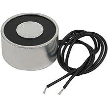 DC12V 2.2LB 1kg Elektrohubmagneten Elektromagnet Magnet 18mm