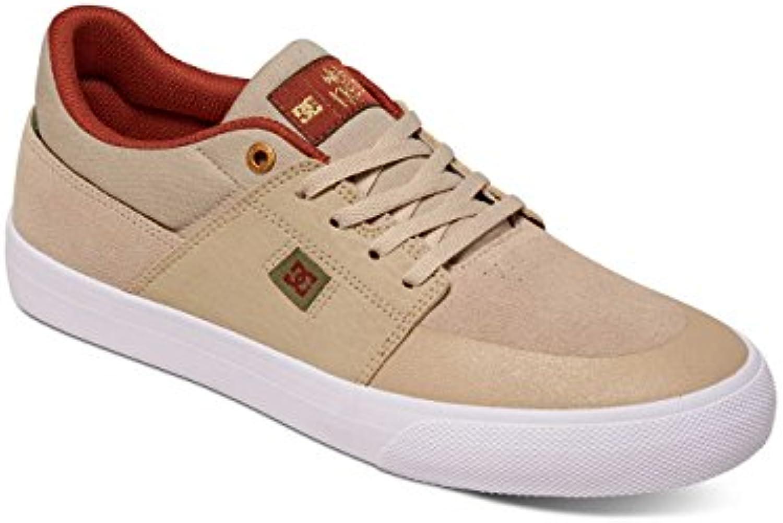 DC Wes Kremer Tan/Brown  - Zapatos de moda en línea Obtenga el mejor descuento de venta caliente-Descuento más grande