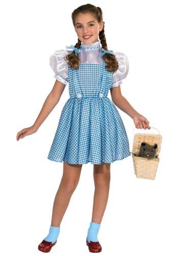 Deluxe Kostüm Dorothy Zauberer von Oz Mädchen