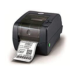 TSC TTP 345 Thermal Transfer Desktop Barcode Printer 300 DPI (Perfect for Seller Flex)