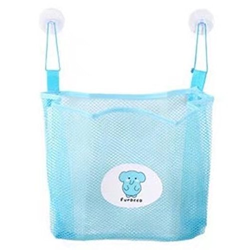Double suction cups can be stored in the storage bag bathroom multi - purpose storage net bag kitchen debris storage bag wall bag