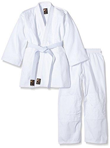 S.B.J - Sportland mittelschwerer Judoanzug Basic - für Kinder und Erwachsene