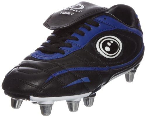 Optimum RBIBBS7, Chaussures de Rugby homme Noir-TR-SW341