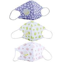Kinder Outdoor Breathable Mundmasken Baumwolle Staubmaske Anti-Virus Masken 3 PCS preisvergleich bei billige-tabletten.eu