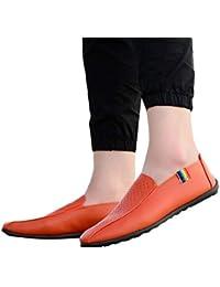 Zapatos para Hombre EUZeo Rebajas,Mocasines Transpirable Formales Zapatos de Oxford Business Tallas Grandes Vestir