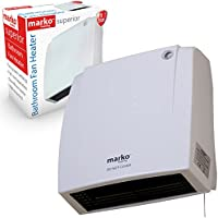 Amazon.co.uk: Wall Mounted - Fan Heaters / Heating: Home & Kitchen