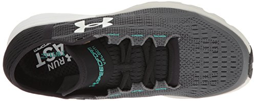 Under Armour Speedform Velociti Damen Sneaker Grau Grau