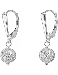 Tuscany Silver Fine Earring Argent 925/1000