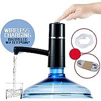 Teckcool Interruttore Automatico della Bottiglia di gallone dell'erogatore della Pompa del Bottone di Bere Elettrico dell'Acqua 5W