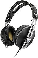 Sennheiser Momentum 2.0 Around Ear Headphones for Apple iOS - Black