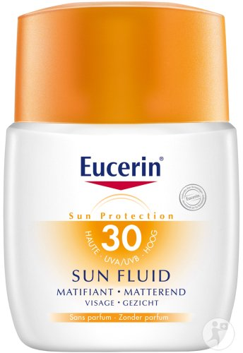 Eucerin Sensitive Protect Face Sun Fluid LSF