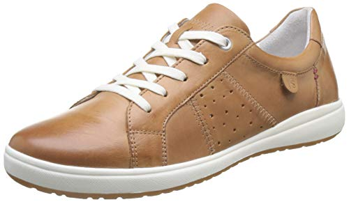 Josef Seibel Damen Caren 01 Sneaker, Braun (Camel 133 240), 38 EU