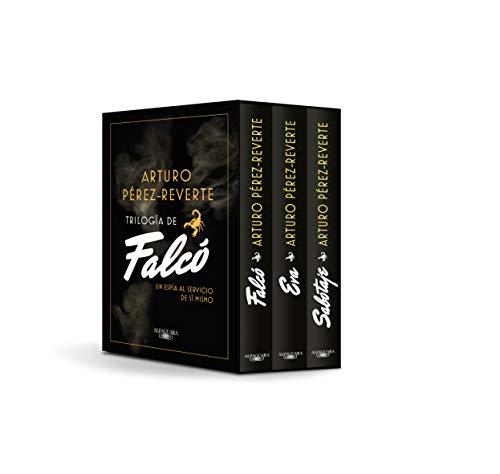 Trilogía de Falcó (edición estuche con: Falcó | Eva | Sabotaje): Un espía al servicio de sí mismo (FUERA COLECCION ALFAGUARA ADULTOS) por Arturo Pérez-Reverte