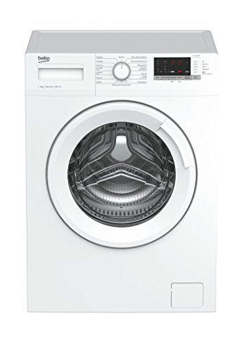 Beko WML 61433 NP Waschmaschine Frontlader / 6kg / A+++ / 1400 UpM / Mengenautomatik / weiß /...