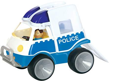Gowi - 560-32 - Jouet D'éveil - Voiture De Police