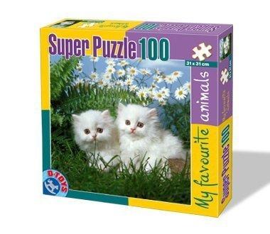 D-Toys - Rompecabezas, 100 piezas (DT63106-FA-01)