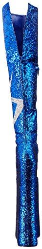 Devious, Stivali uomo Blu (Royal Blue-Slv Glitter)