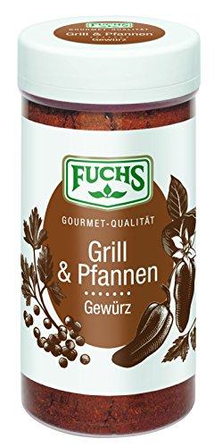 Fuchs Grill & Pfannen Gewürz, 3er Pack (3 x 95 g)