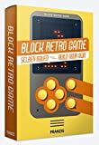 FRANZIS Block Retro Game   Der Computerspiel-Klassiker als Bausatz   ab 14 Jahren